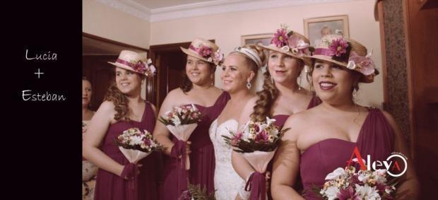 una boda civil en el cortijo de frias