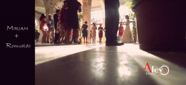 Una boda en bodegas los Gigantes