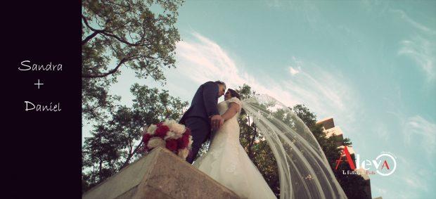 video de boda en el puerto
